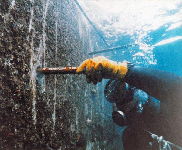 水中工事 イメージ