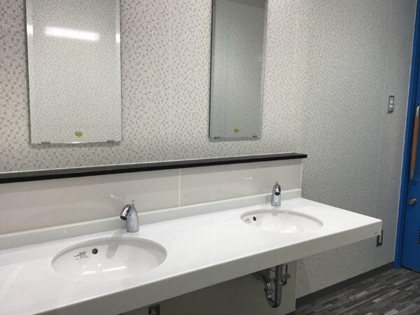 公民館トイレ洗面(GX-3913LT) イメージ